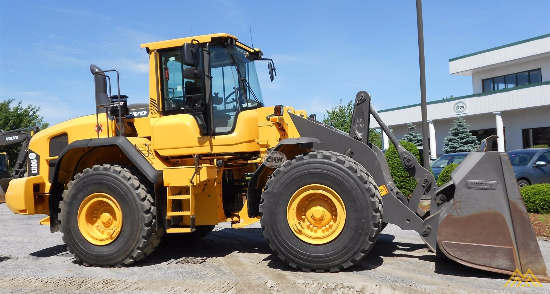 Volvo L110G Wheel Loader 2