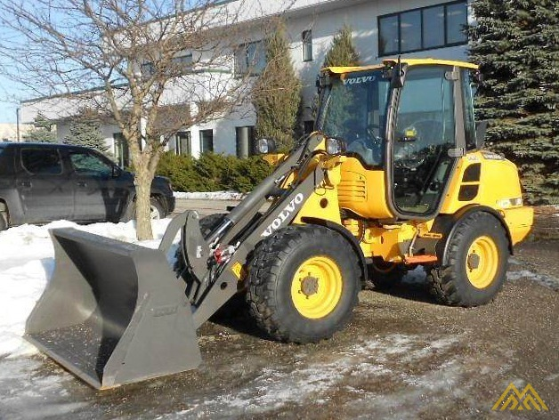Volvo L20H Wheel Loader 1