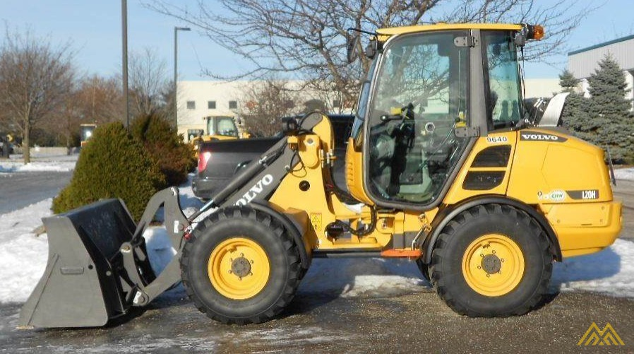 Volvo L20H Wheel Loader 0
