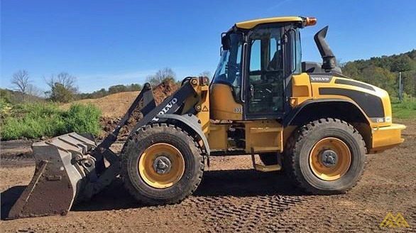Volvo L50GS Wheel Loader 0