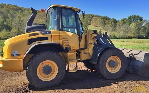 Volvo L50GS Wheel Loader 1