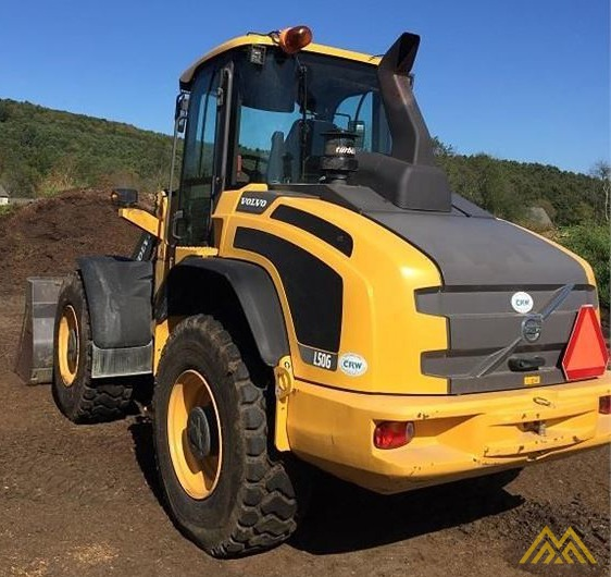 Volvo L50GS Wheel Loader 2