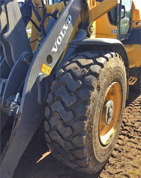 Volvo L50GS Wheel Loader 4