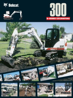 Bobcat 328 Specifications Machine Market