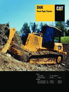 Dozers Caterpillar (CAT) Specifications Machine Market Page 2