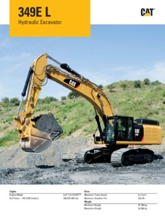 Excavators Crawler Track Mounted Specifications Machine Market Page 10