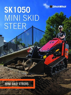 Ditch Witch Specifications Machine Market