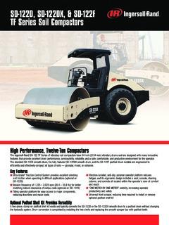 roadway paving equipment concrete asphalt ingersoll rand rh machine market Ingersoll Rand Compressor Service Manual Ingersoll Rand 15T Service Manual