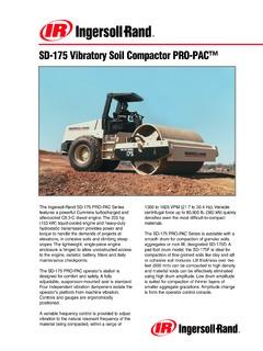 roadway paving equipment concrete asphalt ingersoll rand rh machine market Ingersoll Rand Compressor Parts Diagram Ingersoll Rand 175 Service Manuals