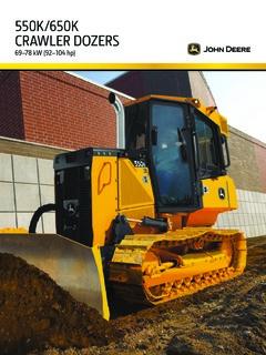 Dozers John Deere Specifications Machine Market Page 2
