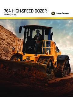 Earthmoving Equipment John Deere Specifications Machine Market