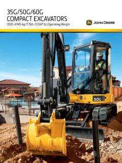 John Deere 50G Specifications Machine Market