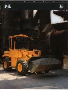 John Deere 244e Specifications Machine Market
