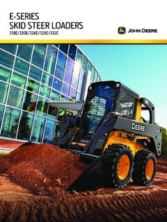 John Deere 328E Specifications Machine Market