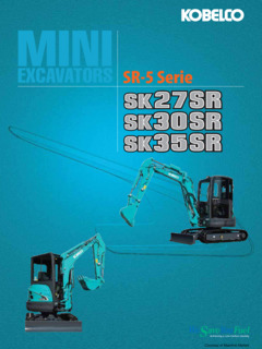 Excavators Compact-Mini Kobelco Specifications Machine Market