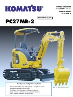 Compact-Mini Specifications Machine Market Page 32
