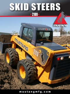 Mustang 2109 Specifications Machine Market